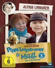 Pippi Langstrumpf & Michel - Box (2008) - Spielfilm-Edition 7 DVDs - NEU&OVP