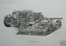Bentley Le Mans Ltd Ed Print by Alan Stammers
