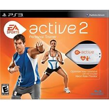 EA Sports Active 2 PS3 Software Only For PlayStation 3 Very Good 7E