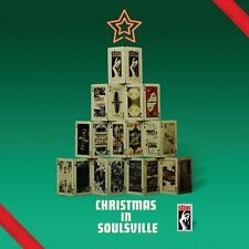 V/A - Christmas In Soulsville LP REISSUE NEW Otis Redding, Isaac Hayes, Emotions