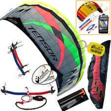 Prism Tensor 4.2 Foil Power Trainer Kite Kiteboarding Traction + Free 2nd Kite