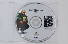 Too Short Life Is DVD The Life & Times Of Todd Shaw Music Documentary 2003 RARE