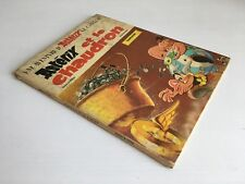 UNE AVENTURE D'ASTERIX ASTERIX ET LE CHAUDRON GOSCINNY UDERZO DARGAUD 1972