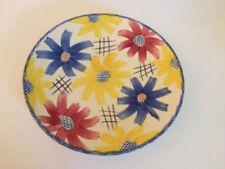 Keramik-Antiquitäten & -Kunst mit Blumen-Motiv im Art Déco-Stil (1920-1949)