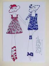 Illustration Art Fashion Original Art Prints