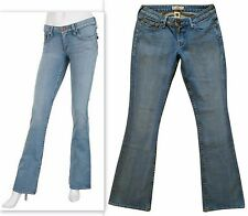 PRVCY Premium Jeans Authentic Malibu Hills Boot Cut Light Wash Size 28 Mint!