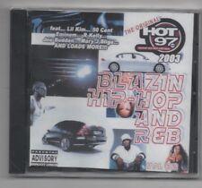 Hot 97 Blazin Hip Hop & R&B Vol. 32 CD 2003  50 Cent,LiL Kim, Jadakiss, JayZ