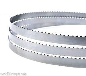 FELDER Bandsaw Blades -  Flexiback Blades Various TPI & Widths - PACK Of THREE
