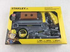Stanley Jr. Tool New Childs Toy Construction Set Builder 15 Pieces