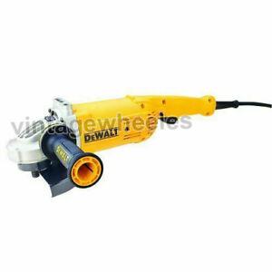 """New Dewalt DWE497 220V 180mm (7"""") 2600W Large Angle Grinder"""