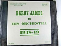 Harry James And His Orchestra 1948-49 (Big Band Landmarks ‎– Volumes X-XI)