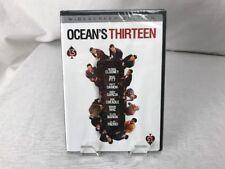 Oceans Thirteen (DVD, 2007, Full Frame) Clooney, Pitt and Damon