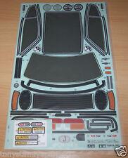 Tamiya 58459 Datsun 240Z/DF03 Ra/TT01E, 9495625/19495625 calcomanías/Pegatinas, nuevo en paquete