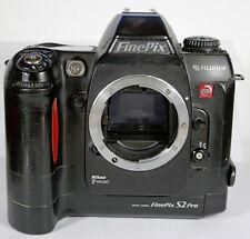 Fuji FujiFilm FinePix S2 Pro DSLR Camera *UN TESTED / AS IS*