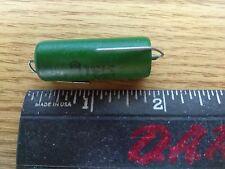 0.1 uF 1000V PIO 10% capcitor K42y2. NOS Russian