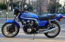 HONDA CB900FC RESTORATION DECAL SET BLUE MODEL