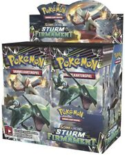 """1 Pokemon Booster Display *S&M 7 Sturm am Firmament* deutsch (""""NEU & OVP"""")"""