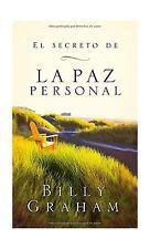 El secreto de la paz personal (Spanish Edition) Free Shipping