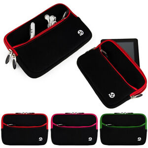 """VanGoddy Tablet Neoprene Sleeve Pouch Case Carrying Bag For 7"""" New Amazon Fire 7"""