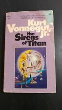 The Sirens Of Titan by Kurt Vonnegut, Jr. Good 1973 Vintage Paperback