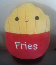 Bnwt New Rare htf Kellytoy Squishmallow 8� Exclusive plush Floyd French Fries