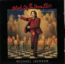 Michael Jackson - Blood On The Dance Floor [CD Album]