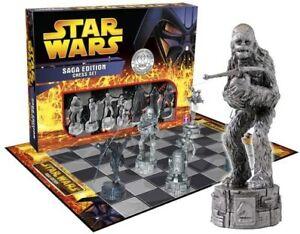 Star Wars Saga Edition Chess Set 2005 LOOSE REPLACEMENT FIGURES YOU CHOOSE