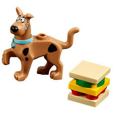 NEW LEGO SCOOBY-DOO MINIFIGURE 75902 Mystery Machine minifig figure dog snack
