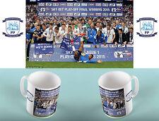 Preston North End Fc Liga 1 play-off ganadores 2015 Taza