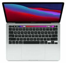 Apple MacBook Pro 13in (256GB SSD, M1, 8GB) Laptop - Silver - MYDA2X/A (November, 2020)