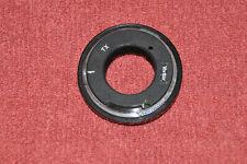VIVITAR TX Adapter - Minolta MD/MC/SR mount