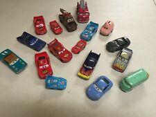 DISNEY CARS  MOVIE MEGA LOT OF 15  +++   DIECAST   CHARACTER    VEHICLES