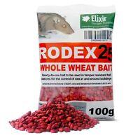 Rodex25 Whole Wheat Rat Poison | STRONGEST AVAILABLE ONLINE