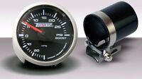 Turbosmart TS-0101-2023 TURBO Boost Gauge (30psi) 52mm + HOLDER KIT -UNIVERSAL