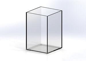 Clear Acrylic Box, Pen pot holder,Makeup brush holder