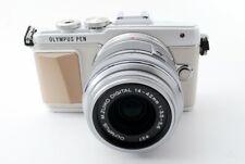 Olympus PEN E-PL7 16.1MP 14-42mm Lens Set White [Exc w/8GB SD,Flash [466]