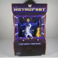 Rare Honky Tonk Man WWE RetroFest Mattel GameStop Exclusive Elite Action Figure