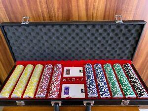 Star City (Pre The Star) Poker Set