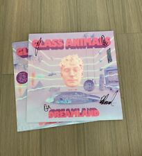 Glass Animals Dreamland Limited Edition Signed Vinyl LP Sleeve + Sealed Vinyl
