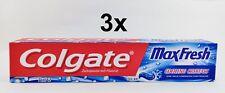 Colgate Max Fresh  Cool Mint  Zahncreme Zahnpasta 3 x 75 ml