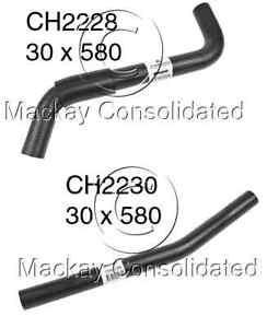 MACKAY RADIATOR HOSE SET for TOYOTA CAMRY SXV20R 2.2L 5SFE 08/1997-08/2002