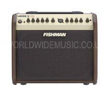 Fishman Loudbox Mini 60 watt Twin Channel Acoustic Combo Amplifier - Tan finish