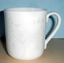 Royal Doulton Floral Whispers White Mug New