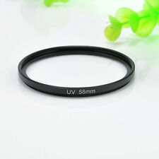 58mm Circular Polarizing UV Filter Lens Protector For Canon Nikon Sony 18-55mm