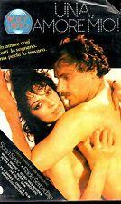Una, amore mio (1986) VHS Roxy Video Milos 'Misa' Radivojevic Sonja Savic