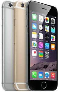 Apple IPhone 6 16GB  A1586 Simfree Smartphone (Finger sensorTouch ID Don't work)