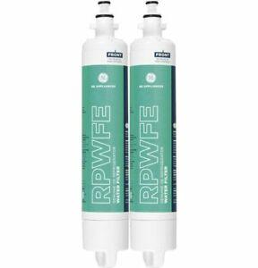 GE RPWFE Refrigerator Water Filter (2 pack)
