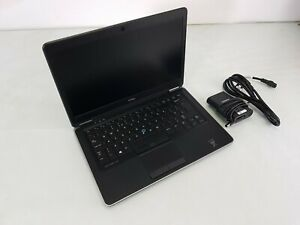 Dell Latitude E7440 14 in Laptop i7-4600U 2.10 GHz 4GB 128 GB SSD Win 10 Pro