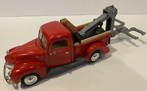 1940 Ford Pickup Tow truck 1/24 Diecast