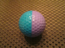 PING GOLF BALL/S-LAVENDER/TEAL PING EYE 2 #1....8.5/10..KAPALUA GOLF RESORT LOGO